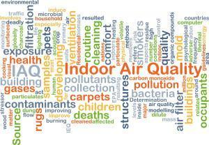 Indoor Air Quality Terms Graphic