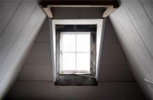 Spray foam insulation can help retain air inside the attic